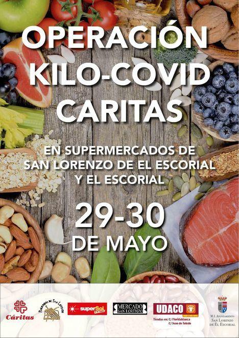 San Lorenzo de El Escorial prepara una nueva 'Operación Kilo-COVID'
