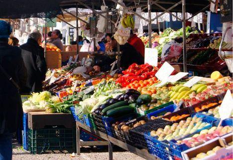 El Mercadillo de Guadarrama regresa a su lugar habitual este viernes