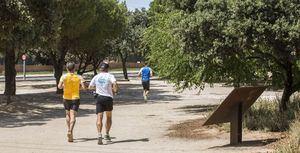 Las Rozas abre un servicio de asesoría deportiva en parques y otros espacios