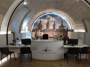 San Lorenzo de El Escorial reabre su Oficina de Turismo