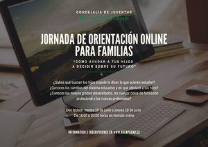 Galapagar ofrece orientación on line sobre educación para familias