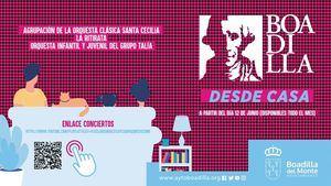Los conciertos del festival Boadilla Clásicos, disponibles online