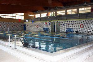 La piscina cubierta de Galapagar reabre desde el 16 de junio