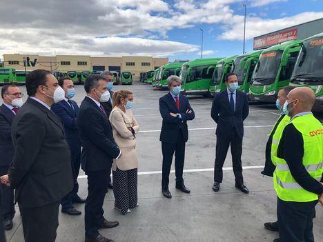 La Comunidad certifica la seguridad de 202 líneas de autobuses frente al COVID-19