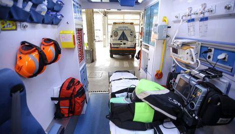 Las Rozas renueva la flota de SAMER-PC con una nueva ambulancia