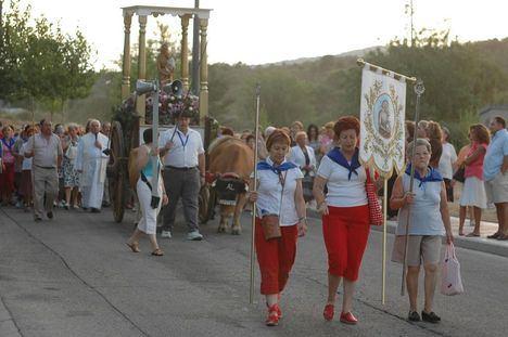 Guadarrama suspende las fiestas en honor a la Virgen de la Jarosa