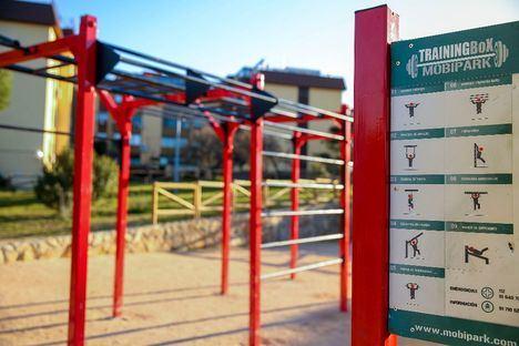 Las Rozas abre las instalaciones deportivas exteriores desde el 22 de junio