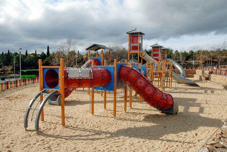Las Rozas reabre los parques infantiles con un servicio especial de limpieza