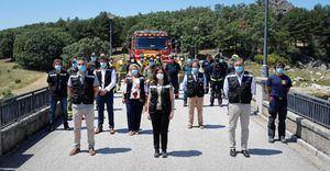 Más de 5.000 personas para combatir los incendios forestales este verano