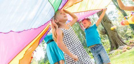 San Lorenzo contribuye a la conciliación con 'Verano en los parques'