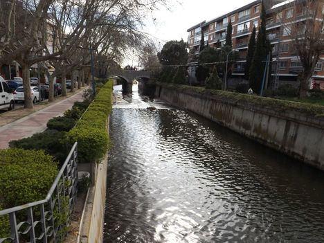 Compromiso para estudiar la renaturalización del río Guadarrama en Collado Villalba