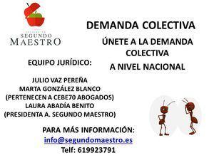 Segundo Maestro, de Torrelodones, promueve una demanda colectiva por discriminación educativa
