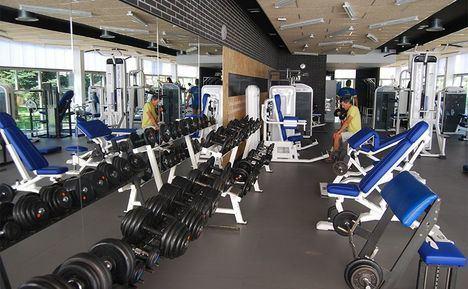 Ya está abierta la Sala de Musculación del Polideportivo de Torrelodones