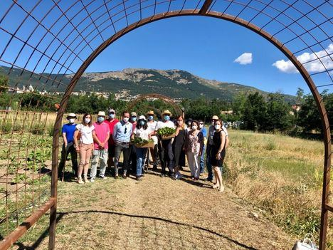 Agrolab dona sus excedentes de producción a entidades sociales