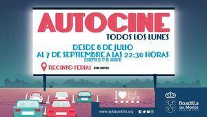 Boadilla instalará un Autocine en el Recinto Ferial durante julio y agosto