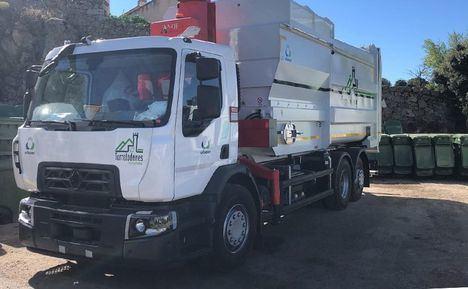 Dos nuevos camiones para el servicio de basuras de Torrelodones