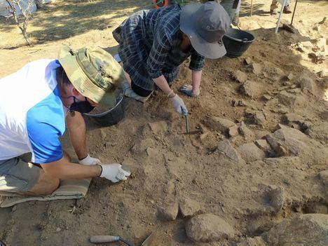 Comienza una nueva campaña de excavaciones en el yacimiento de El Rebollar, en El Boalo