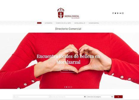 Moralzarzal estrena un Directorio Comercial on line