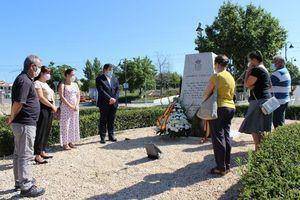 El Ayuntamiento de Galapagar recuerda a Miguel Ángel Blanco