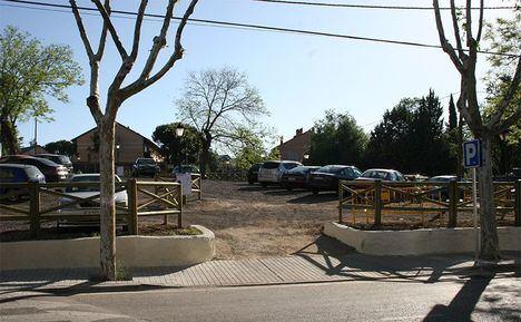 El Ayuntamiento de Torrelodones adquirió en su día la parcela para construir el aparcamiento