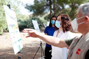 'Madrid en verde' invita a conocer la región con sendas adaptadas a los protocolos COVID-19