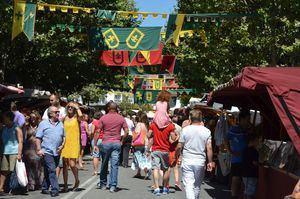 Guadarrama anuncia la cancelación de su Mercado Medieval de verano