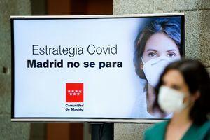 La mascarilla será obligatoria en toda la Comunidad de Madrid
