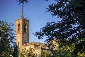 Las dos vidas de la Iglesia de San Miguel de Las Rozas