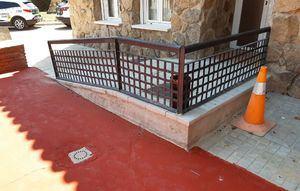 El Ayuntamiento de Galapagar realiza mejoras de accesibilidad en el cuartel de la Guardia Civil