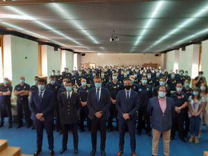 Arranca el curso de formación para el ingreso en el Cuerpo de Bomberos regional