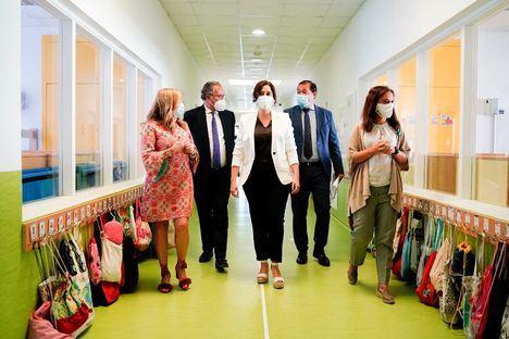 La Comunidad creará 9.000 nuevas plazas educativas públicas en 2020/2021