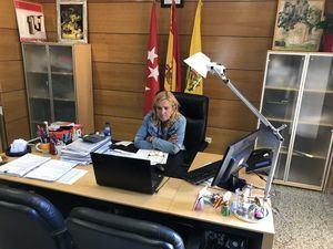 La alcaldesa de Collado Villalba se reúne con los directores y AMPAS de los centros de Primaria