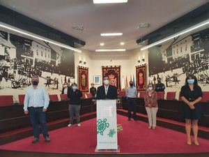 Manifiesto municipal contra las concentraciones frente a la casa de Pablo Iglesias en Galapagar