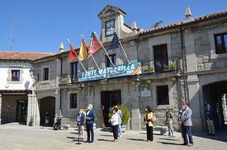 La Consejería de Sanidad realiza una prueba piloto de la App de rastreo Radar Covid en Guadarrama