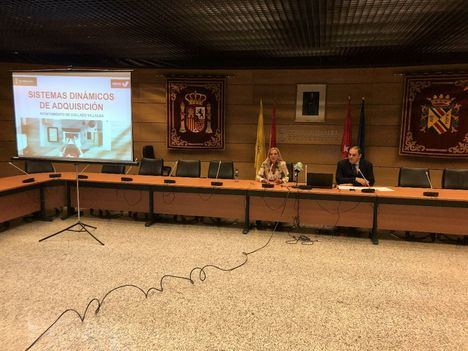 El Ayuntamiento de Collado Villalba estrena un nuevo Sistema de Contratación de Compras Recurrentes