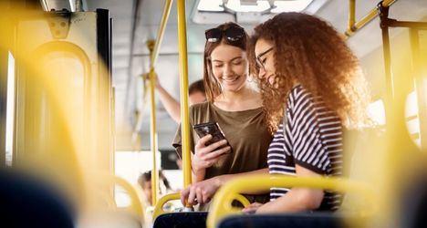 Paradas a demanda para mujeres y menores en toda la red de autobuses nocturnos regionales