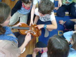 Comienza el curso de la Escuela Municipal de Música y Danza de San Lorenzo de El Escorial