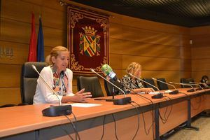 Collado Villalba invertirá más de 250.000 euros hasta diciembre para reforzar la limpieza en los colegios
