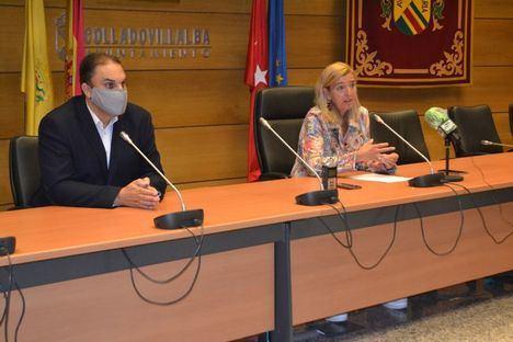 Collado Villalba cierra parques y jardines y aplaza la celebración de eventos al aire libre