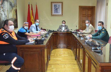 Nueva reunión de la Junta Local de Seguridad en Guadarrama