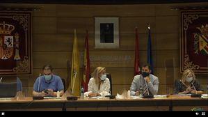 La oposición en Collado Villalba presenta una moción para reprobar a la alcaldesa