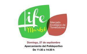 El domingo 27 de septiembre, nueva edición del Life Market en Torrelodones