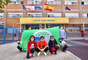 Las Rozas, el municipio de España con la red más amplia de Ecoescuelas
