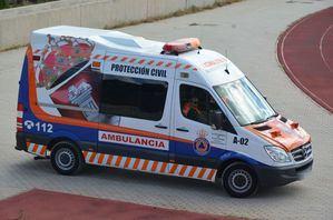 Guadarrama destinará parte del presupuesto de fiestas a comprar una nueva ambulancia