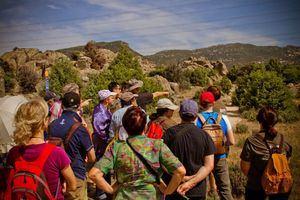 Hoyo de Manzanares propone una salida 'de película' en su próxima marcha de senderismo