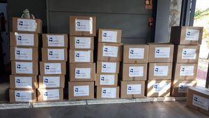 Las Rozas repartirá 32.000 mascarillas entre todos los centros educativos