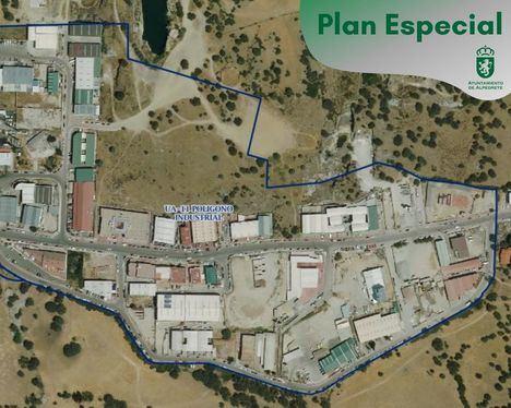 Alpedrete inicia los trámites para flexibilizar las actividades económicas en su Polígono industrial