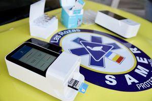 SAMER-PC de Las Rozas estrena equipos punteros para la detectar el COVID-19 mediante test de antígenos