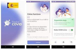 La Comunidad de Madrid implanta la App Radar Covid en toda la región tras el piloto en Guadarrama