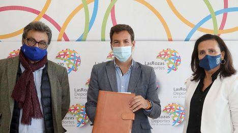 Las Rozas CF firma un convenio para investigar la genética de sus deportistas